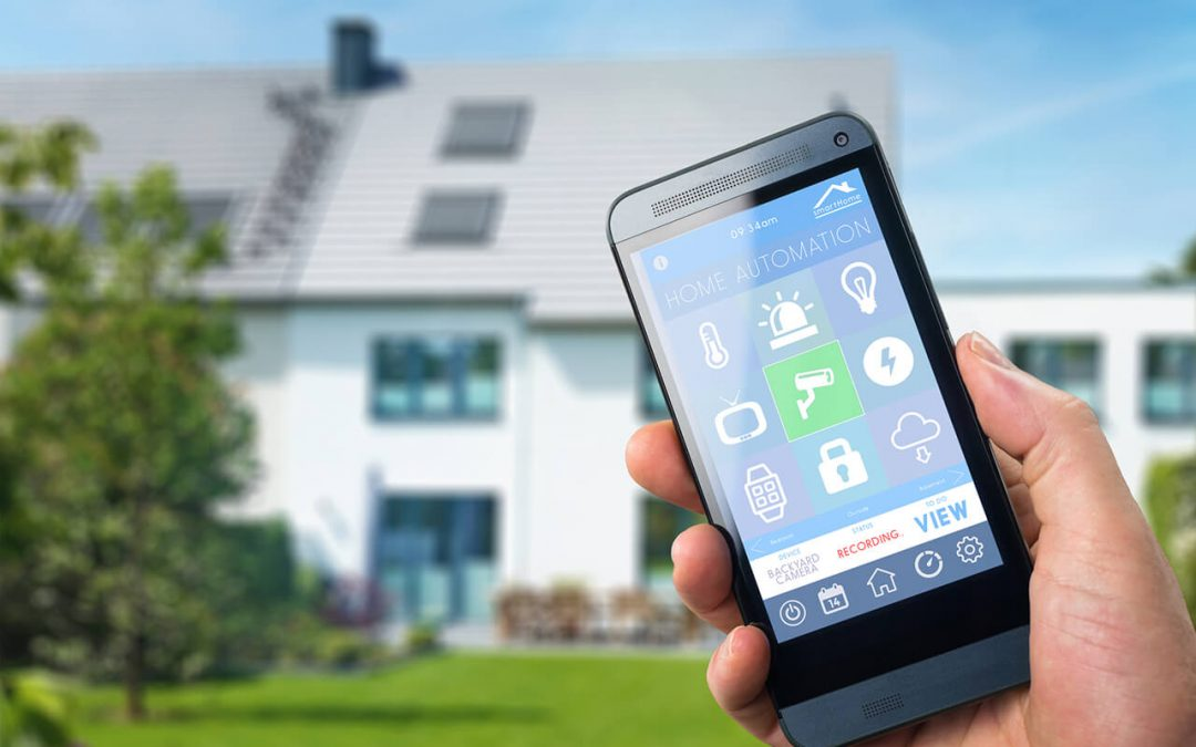 increase security with a home security app