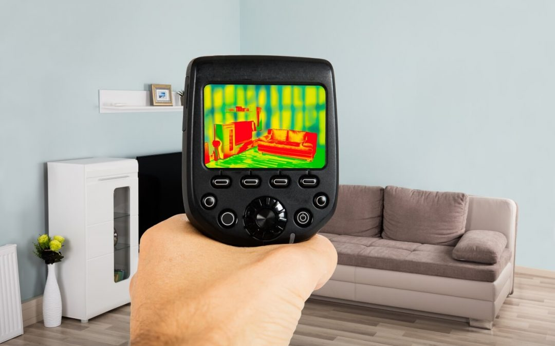 thermal imaging used in home inspections