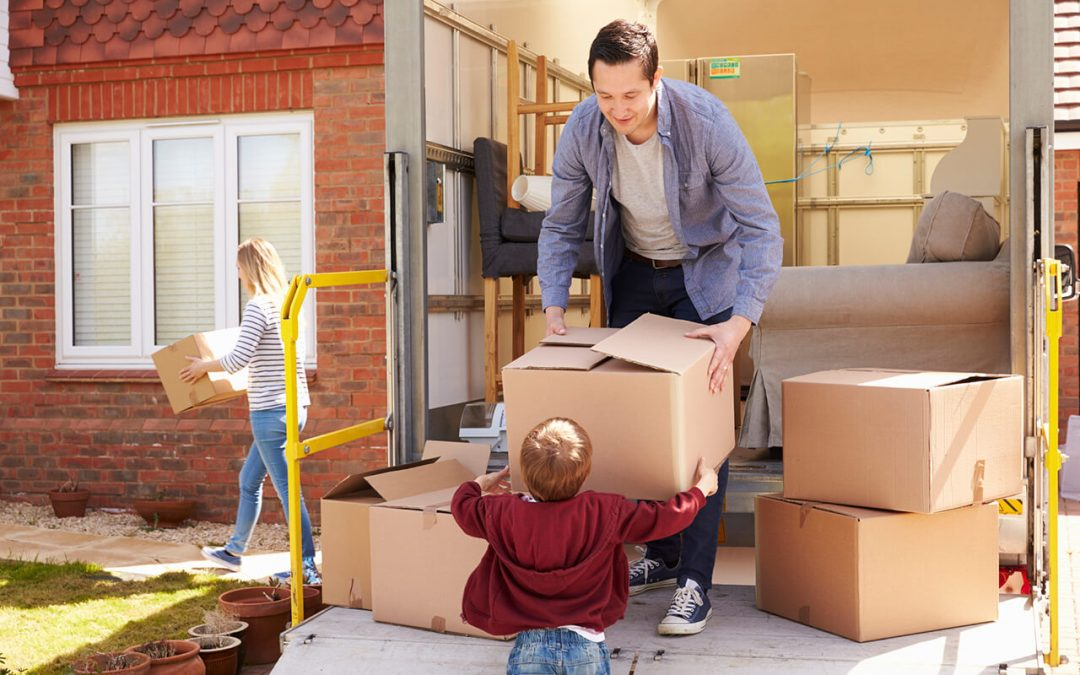 6 Moving Tips for Families