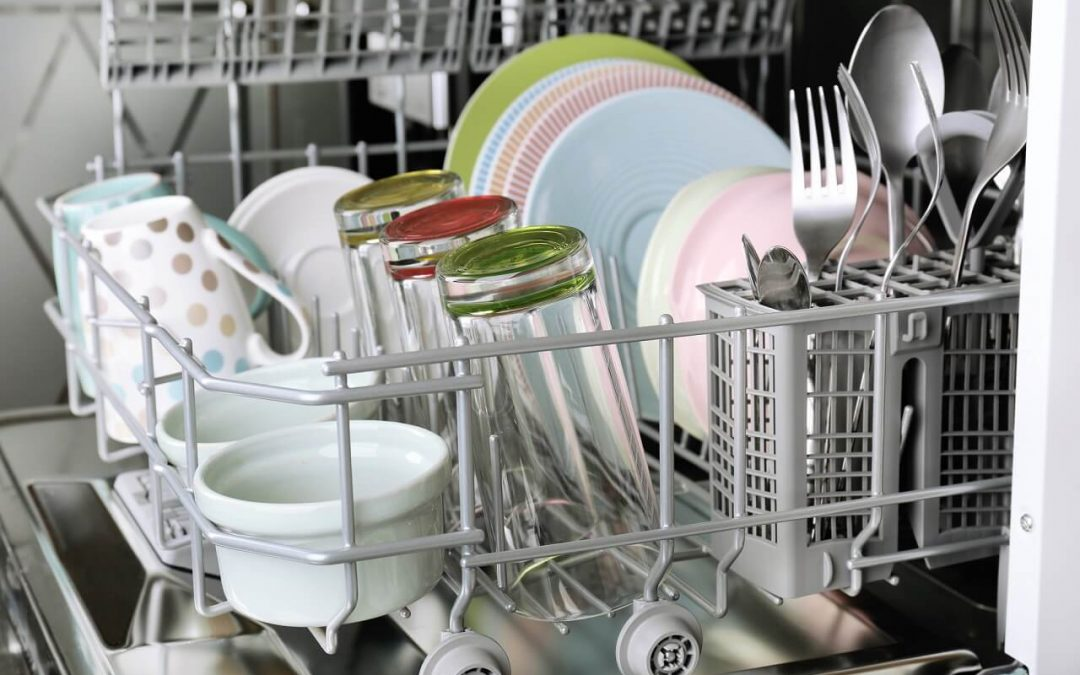 6 Ways to Take Care of Your Dishwasher