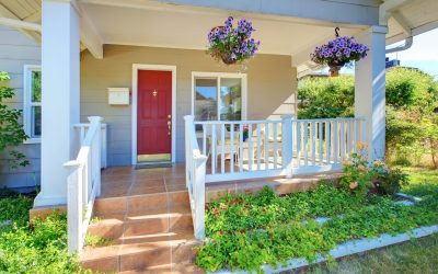 4 Tips to Improve Curb Appeal